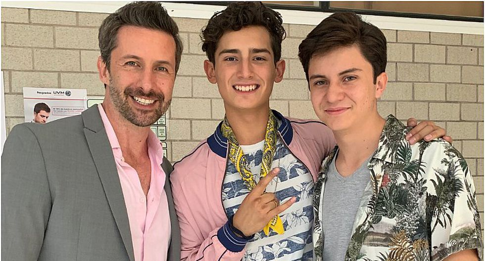 Marco Zunino participará en nueva serie en Televisa