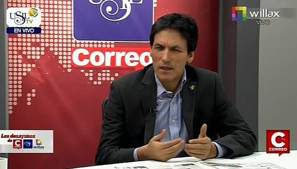 Segundo Tapia: PPK debe tomar ya la decisión de dar el indulto a Alberto Fujimori