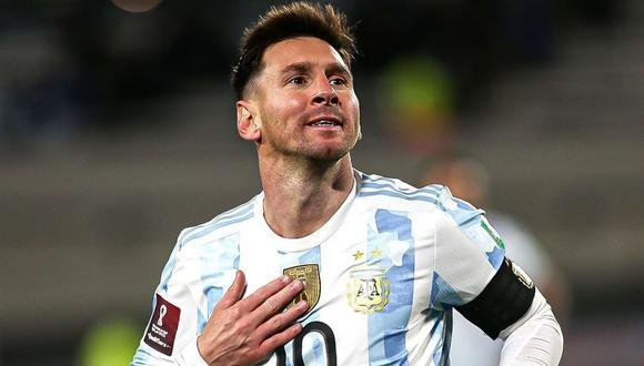 Lionel Messi se manifestó feliz por ser el máximo goleador de Sudamérica. (Foto: Instagram @leomessi / @afaseleccion)