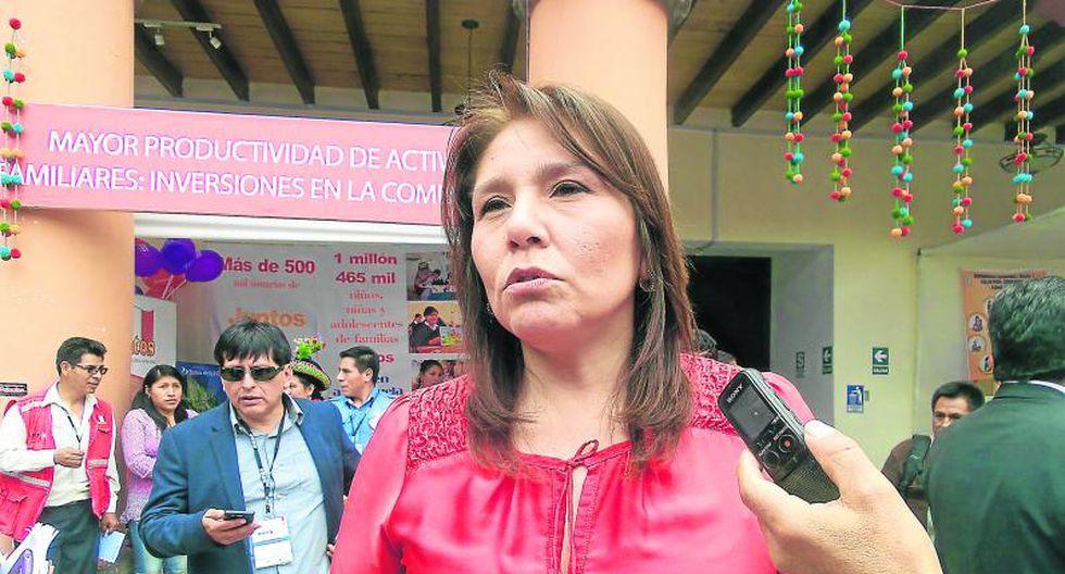Ministra del Midis resalta reducción de anemia y desnutrición hasta el 2014