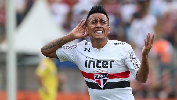 Periodista brasileño elogió el rendimiento de São Paulo sin la presencia de Christian Cueva