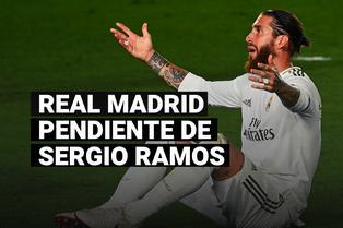 Sergio Ramos podría llegar al debut en Champions League y al clásico contra Barcelona