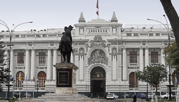 El Congreso realizó su Semana de Representación del 22 al 26 de febrero. (Foto: Francisco Neyra / GEC)