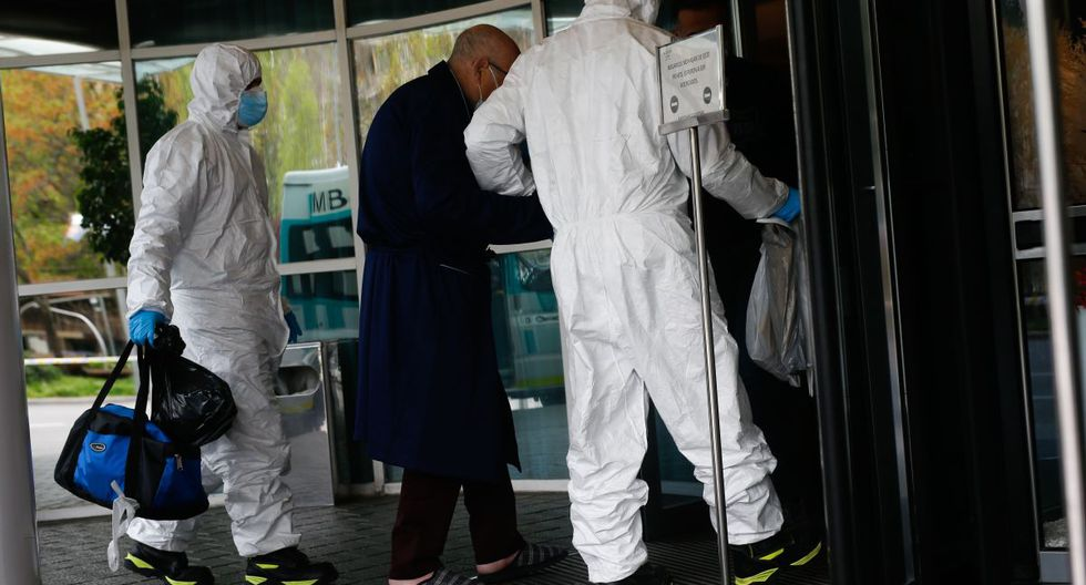 Actualmente la pareja vive confinada en la planta superior de su hogar, esperando a que pase la crisis sanitaria en la que se encuentra España. (Foto referencial: AFP/Pau Barrena)