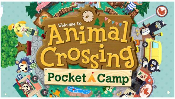 Animal Crossing: Pocket Camp ya está disponible para celulares (VIDEO)