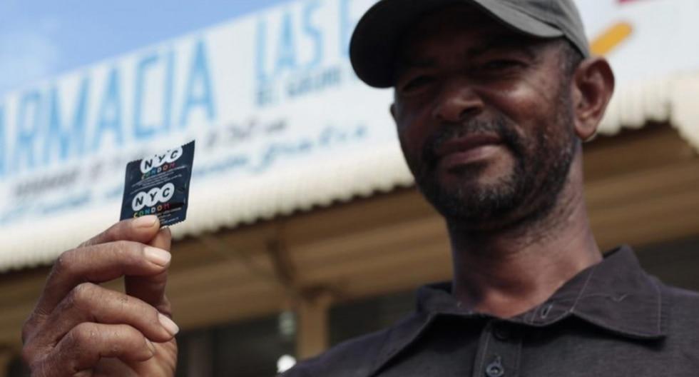 Preservativos gratuitos de Nueva York son vendidos en República Dominicana