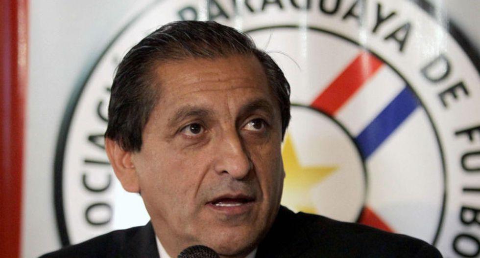 Ramón Díaz fue presentado como el nuevo técnico de Paraguay