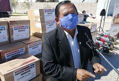 """""""Donación de minera sigue siendo insuficiente"""""""