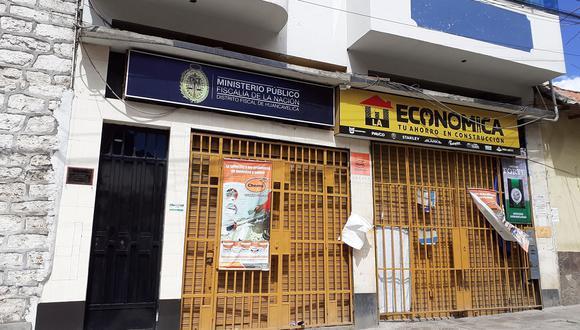 Fiscalía Superior Penal de Huancavelica investigará caso de habeas corpus.
