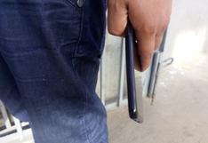 Joven estará ocho años en la cárcel tras robar un celular en Huancavelica (FOTO)