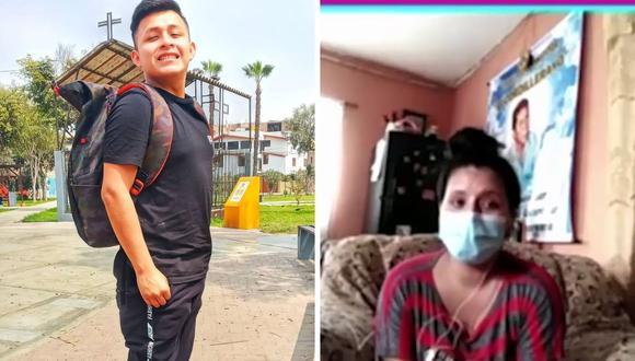 """""""Liendrita"""" falleció el pasado sábado cuando fue disparado en Ate. (Foto: Captura Willax / Instagram @liendrita.oficial)."""