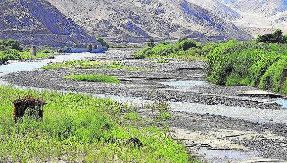 Gobernador de Arequipa persiste en represa Paltuture para el Valle de Tambo