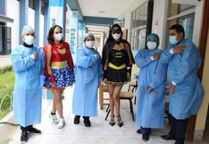 Superan meta de vacunación a jóvenes en Arequipa
