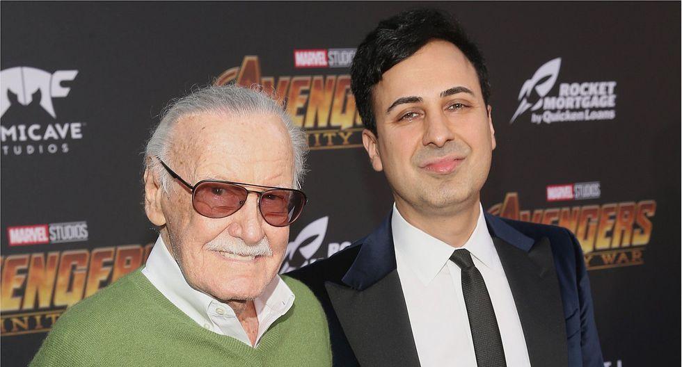 El exgerente de Stan Lee fue acusado de abuso de personas de la tercera edad