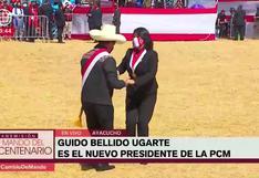 Presidente Pedro Castillo bailó marinera de Ayacucho (VIDEO)