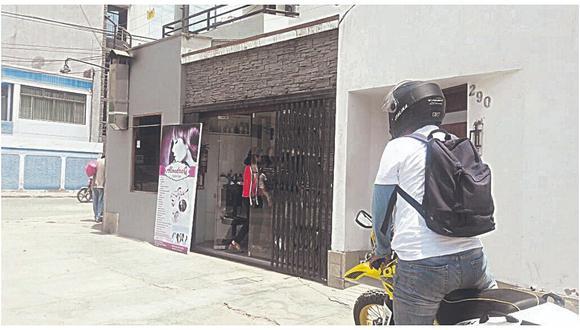 """Los """"marcas"""" roban más de S/35,000 en dos atracos en pleno centro de Chiclayo"""