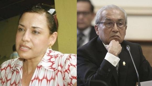 Asesora de Pedro Chávarry entró a una de las oficinas lacradas y sacó documentos