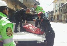 Venezolano es hallado sin vida al interior de un hostal en Pasco