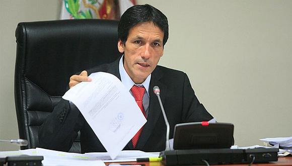 Segundo Tapia negó su alejamiento de Fuerza Popular