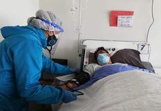 184 hospitalizados por COVID-19 se reportan en la región Puno