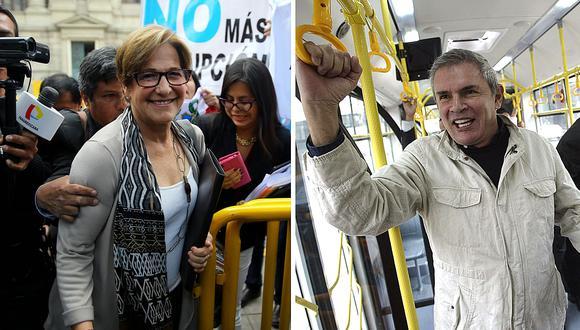 Chance para Susana Villarán y Luis Castañeda: Fiscal revela que recomendaron a directivo de OAS no declarar aún