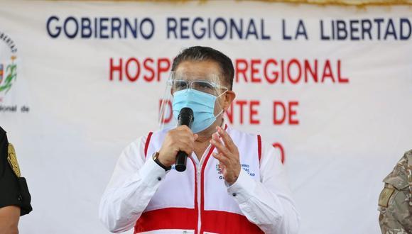 Gobernador Manuel Llempén confirmó que la región no cuenta con una cadena de frío adecuada para almacenar estas inmunizaciones.