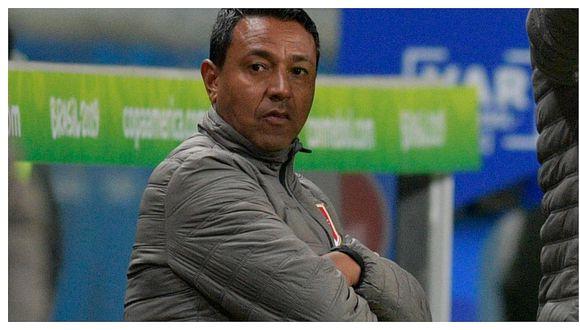 Nolberto Solano seguirá al frente de la selección peruana Sub 23