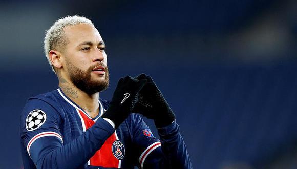 El presidente del PSG, Nasser Al Khelaifi, se mostró muy confiado de poder prolongar los contratos de Neymar y del francés Kylian Mbappé. (Foto: EFE)