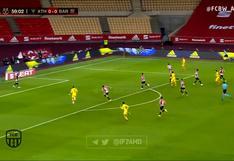 Barcelona vs. Athletic de Bilbao: Antoine Griezmann adelantó a los azulgranas en la final de la Copa del Rey (VIDEO)