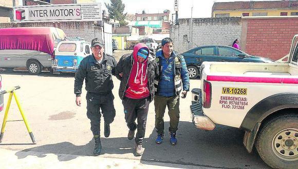 Detienen a varón acusado de abastecer armas a narcos
