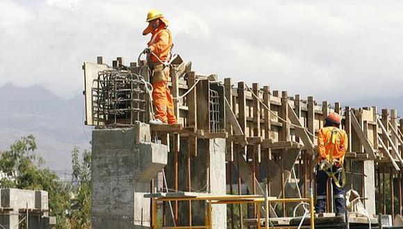 Trabajadores de construcción fueron golpeados duramente por la crisis ocasionada por el coronavirus. (Foto: Archivo El Comercio)