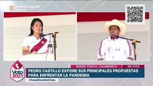 """Pedro Castillo: """"Los ronderos no somos terroristas, chavistas o comunistas"""" (VIDEO)"""