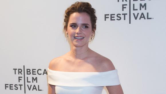 Emma Watson, Hermione Granger en la saga de Harry Potter, tiene un patrimonio que ascendería a más de 80 millones de dólares. (Foto: AFP)