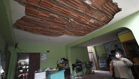 El fuerte sismo de magnitud 6.1 se sintió en la región Piura el pasado 30 de julio. (Foto archivo GEC)