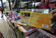 Falsificación de productos cosméticos factura US$ 200 millones al año en Perú, señala la CCL