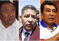 Arequipa: Candidatos de siempre para elecciones del 2021