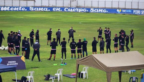 La noticia se da a un día del choque ante Sporting Cristal por la Liga 1. (Foto: Sport Boys)
