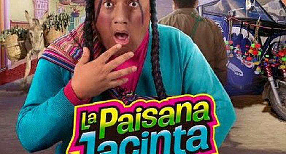 La Paisana Jacinta presenta su nuevo trailer oficial de la película