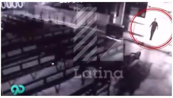 Puente Piedra: reo fuga caminando de hospital tras fingir enfermedad (VIDEO)