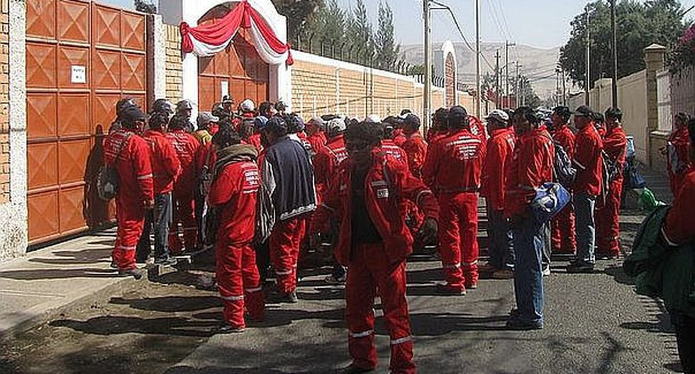 El 44% de personas que viven en Tacna no tienen trabajo
