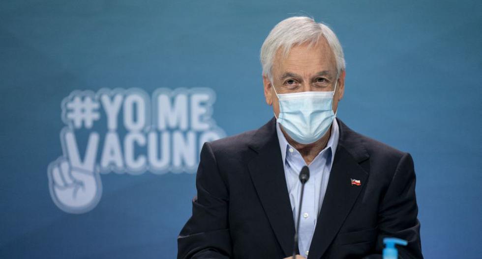 Imagen del presidente de Chile, Sebastián Piñera. (MARCELO SEGURA / Chilean Presidency / AFP).