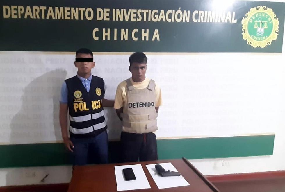 Policía desarticula banda acusada de matar a taxista de Chincha