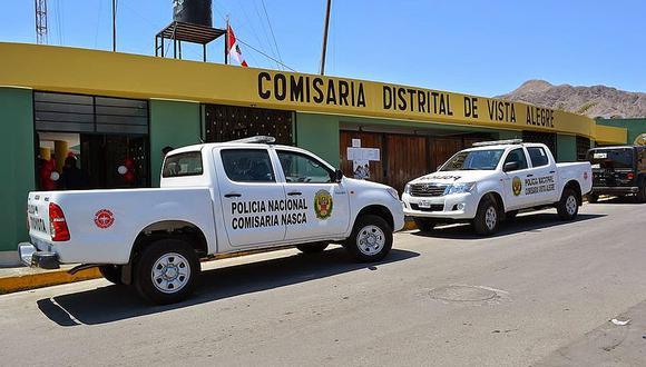 Luis Alberto Huanca Huamaní se entregó a la policía tras el presunto feminicidio