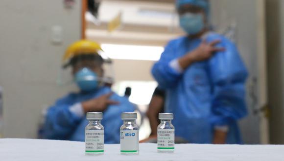 El proceso de vacunación comenzó el último martes en los principales centros de salud en Lima y Callao. (Foto: Minsa)