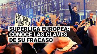 Superliga Europea: las claves del fracaso del proyecto de los 12 clubes más poderosos de Europa