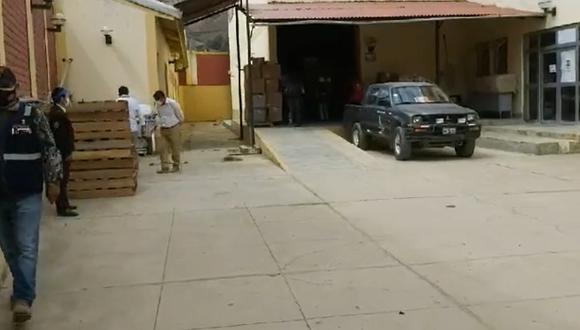 Realizan inspección de hospital Hermilio Valdizán que atiende a pacientes COVID-19. (Foto referencial)