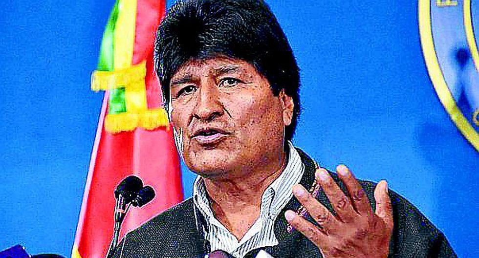 Evo Morales renunció después de ser 14 años mandatario de Bolivia