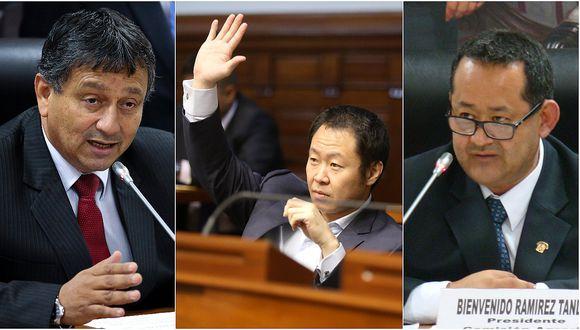 """Subcomisión recibirá el próximo jueves a implicados en el caso """"kenjivideos"""""""