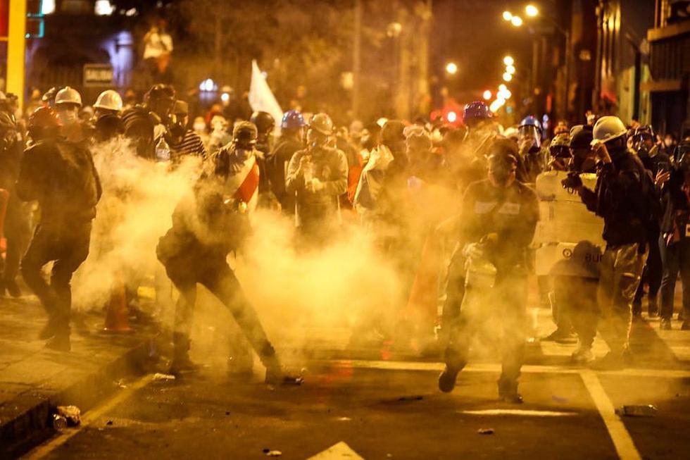Fotos: Impactantes imágenes de las protestas en Lima | Segunda Marcha Nacional | nnda | nnni | PERU | CORREO