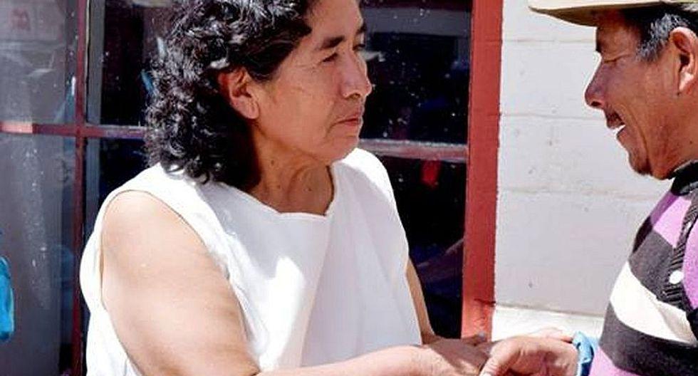 Designan a Perpétua Taca como nueva prefecta regional de Puno